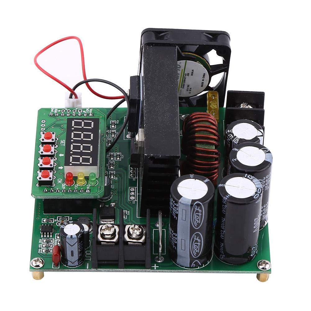 Step up Module, Asixx 900W DC High Precise Control Boost Converter Step up Voltage Converter DIY Voltage Step up Module Regulator by Asixx (Image #3)