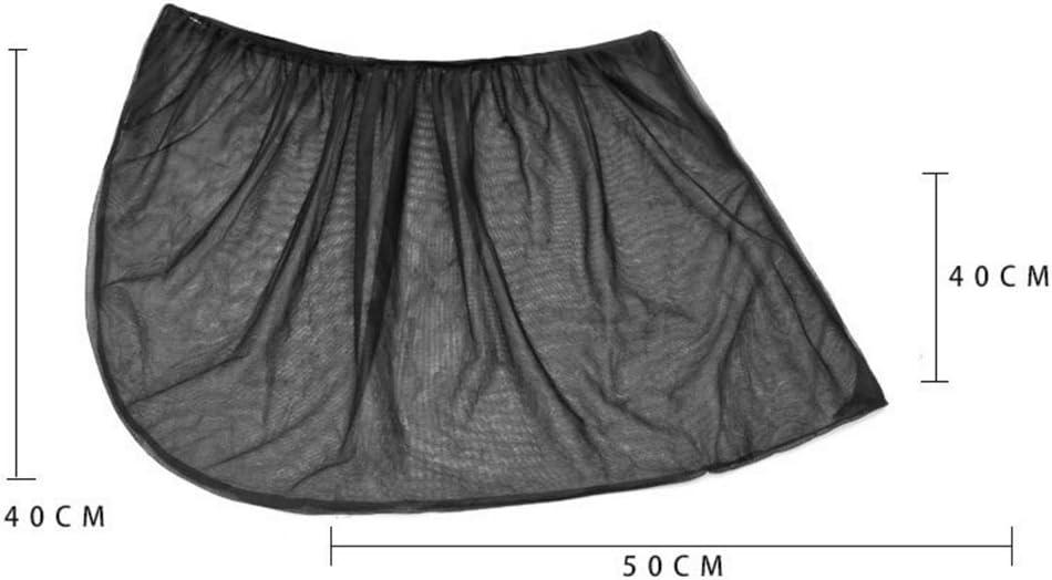 NACHEN Auto Moskitonetze Verdunkelung Anti-M/ücke Vorh/änge Car Mesh Sonnencreme Garn Tasche