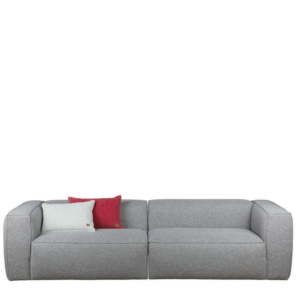 4 Sitzer Sofa Bean Clubsofa Wohnzimmer Couch Polstersofa Longesofa
