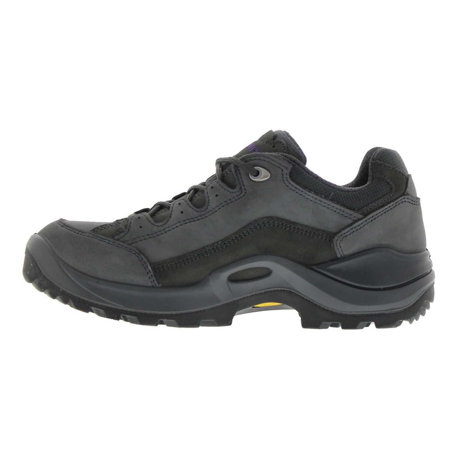 Lowa Womens Renegade II Gore-Tex Lo Prune Nubuck Shoes