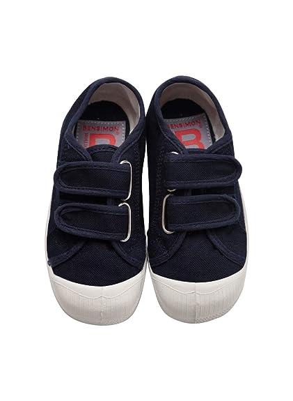 2563026c57d6e Bensimon Tennis Scratch Enfant, Baskets Mixte: Amazon.fr: Chaussures et Sacs