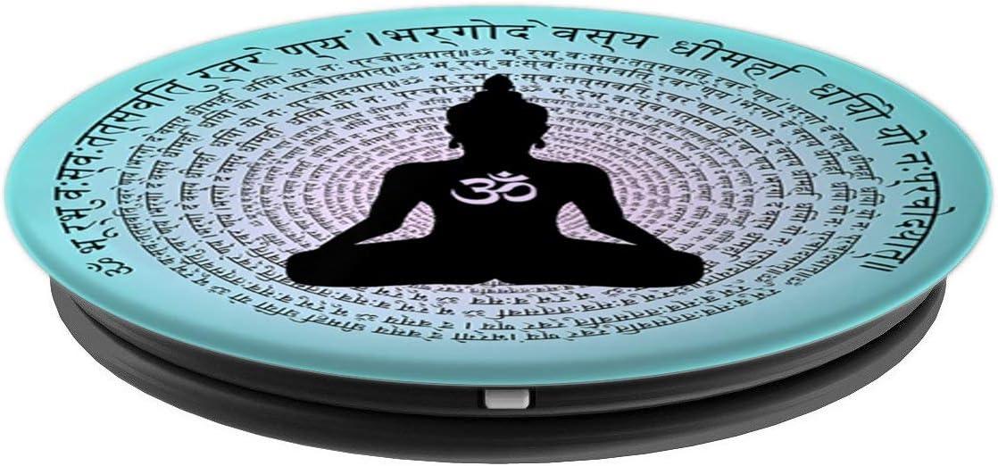 Amazon.com: Sanskrit Gayatri Mantra Yoga Om Meditation Pop ...