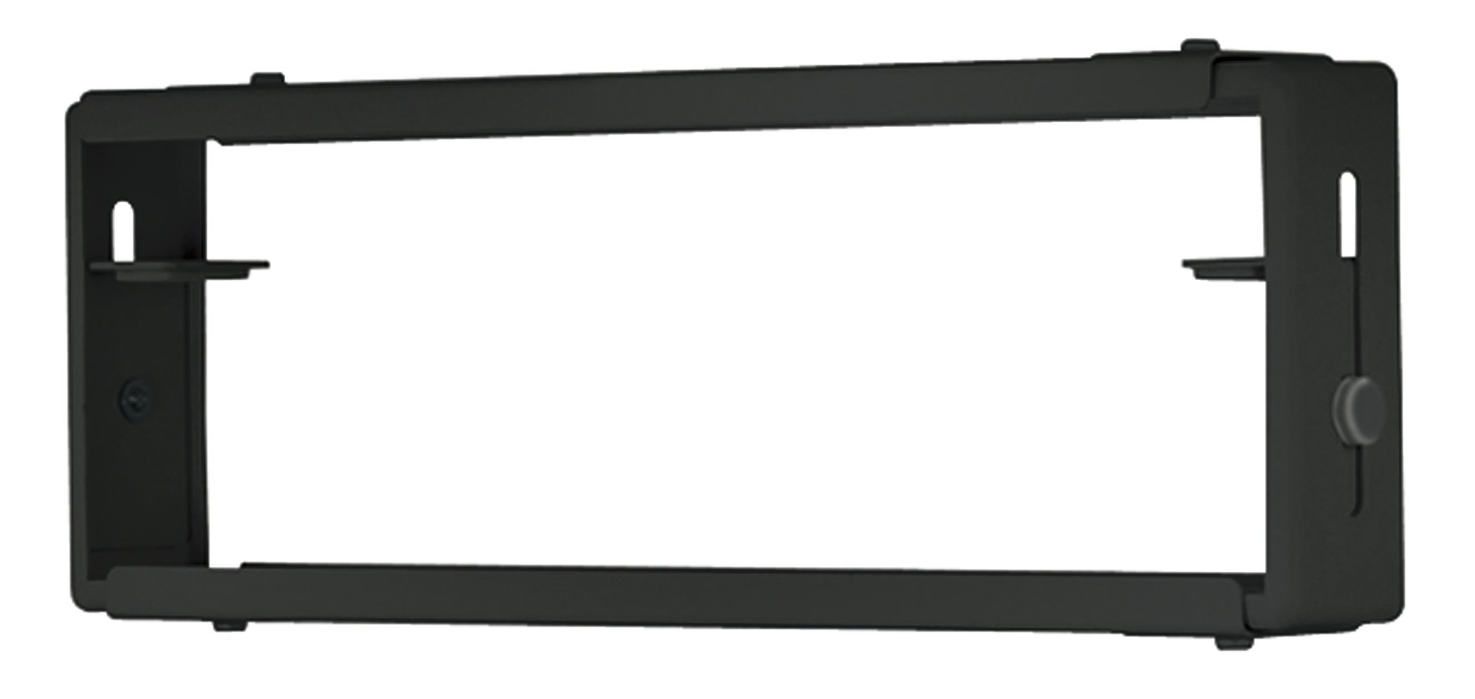 Victory Multimedia 31121 Orbital VCR/DVD Stackable Mount (Black) (Discontinued by Manufacturer)
