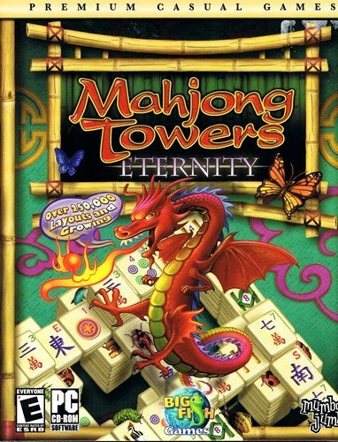 Mahjong Towers Eternity (Over 250,000 Layouts and Growing) (Microsoft Works Free Download compare prices)