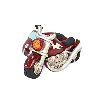 Amazon.com: Flying Balloon clásico Motocicleta Triciclo ...