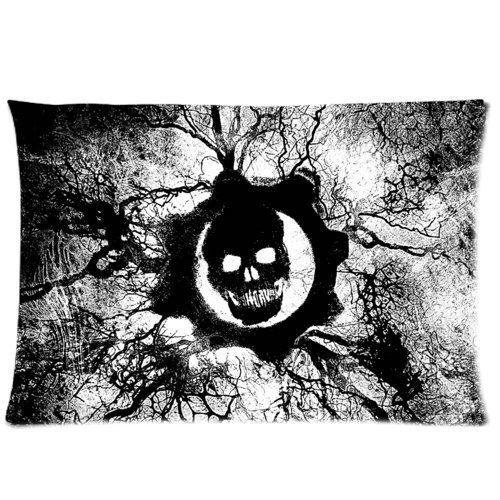 Gear Of War Logo Novelty Bedding Pillowcase Pillow Case 20x3