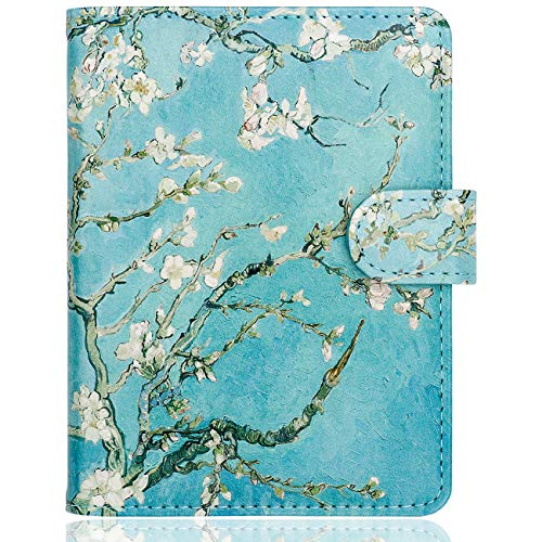 WALNEW Passport Travelling Carrier Flowers