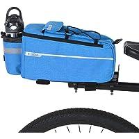 Festnight Fiets-bagagedragertas, geïsoleerde koeltas, fietstas, bagagedrager, bagagedrager, bagagetas, reflecterende MTB…
