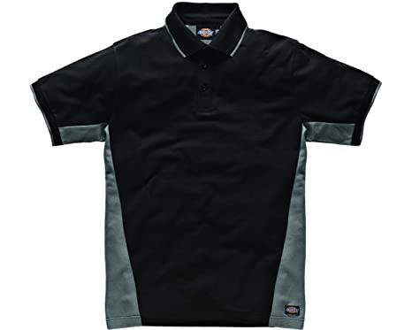 Dickies SH2004 - Polo bicolor negro XXXL: Amazon.es: Bricolaje y ...