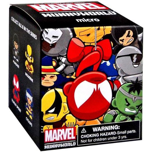 Marvel Universe Munny Series 2 DIY Superhero Blind Box Vinyl Figure