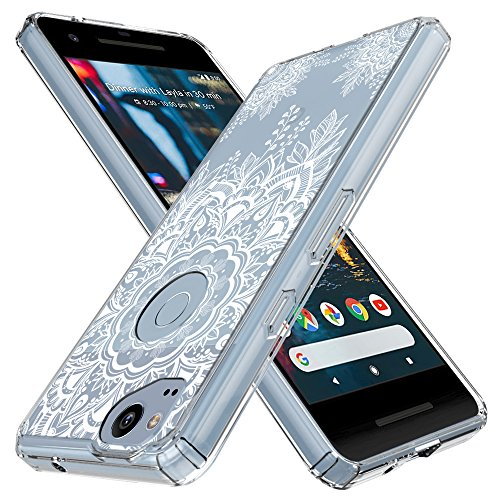 Top 10 recommendation pixel 2 xl case clear henna for 2019