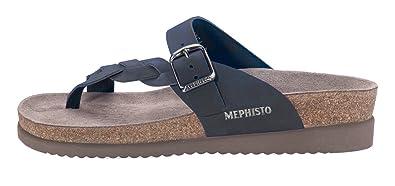 f5cb67d7d5 Amazon.com | Mephisto Women's Helen Twist Flats Sandals | Sandals