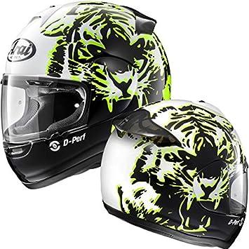 Arai Axces 2 II Full Face casco de moto motocicleta Crash tapa rugido verde