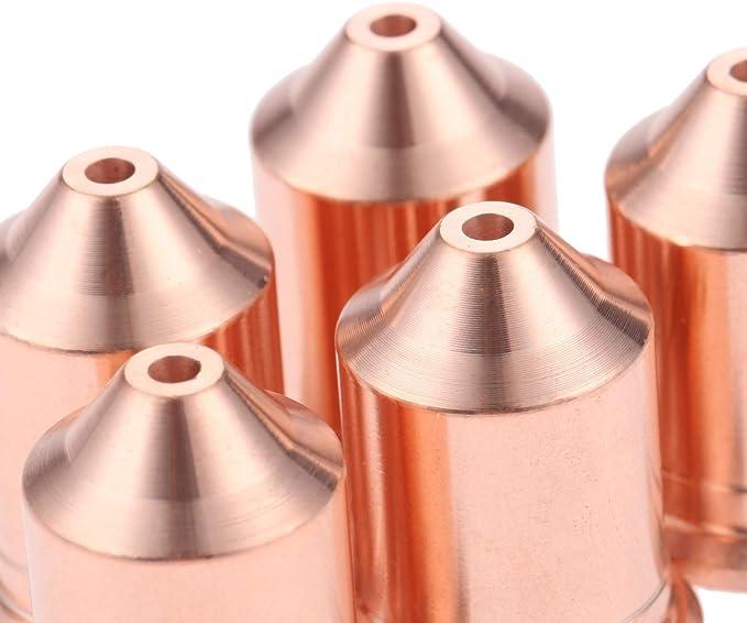 Boquilla de Repuesto 5x 220990 herramienta de corte por plasma para Power Max 105//HRT//conteniendo//mrt
