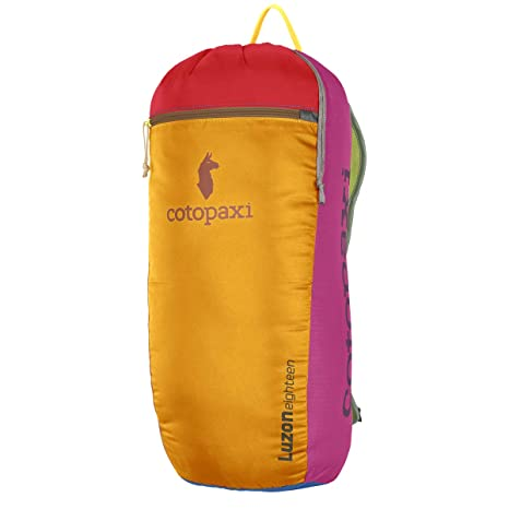 df275e5aca Cotopaxi Luzon 18L Durable Lightweight Nylon Hiking Packable Daypack  Backpack D  Amazon.in  Sports