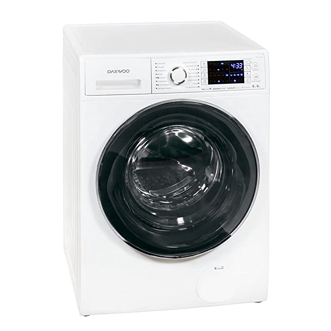 Daewoo wascht rockner 1400U/min 9 kg actívate 6 kg Secado 19 ...