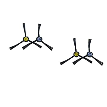 Zealing ilife V8s V80 V8S X800 - Cepillos de Repuesto para aspiradora Robot: Amazon.es: Hogar