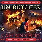 Captain's Fury: Codex Alera, Book 4 | Jim Butcher