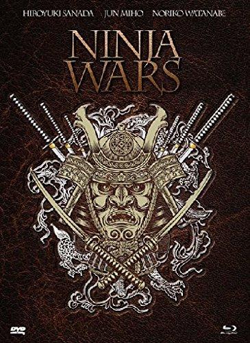 Ninja Wars - Uncut + DVD - Mediabook Francia Blu-ray: Amazon ...