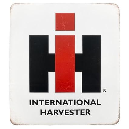 International Harvester Logo >> Amazon Com Open Road Brands Farmall Ih Signs International