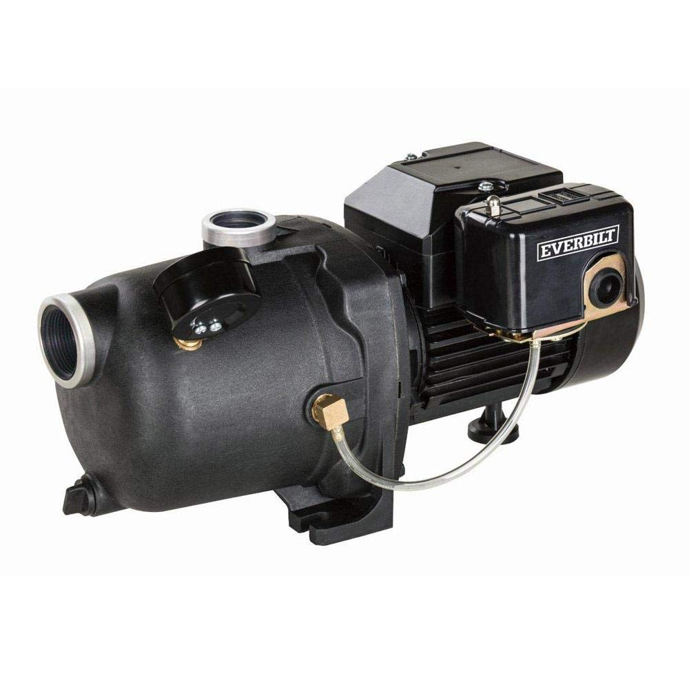 Everbilt J100A3 1/2 HP Shallow Well Jet Pump by Everbilt