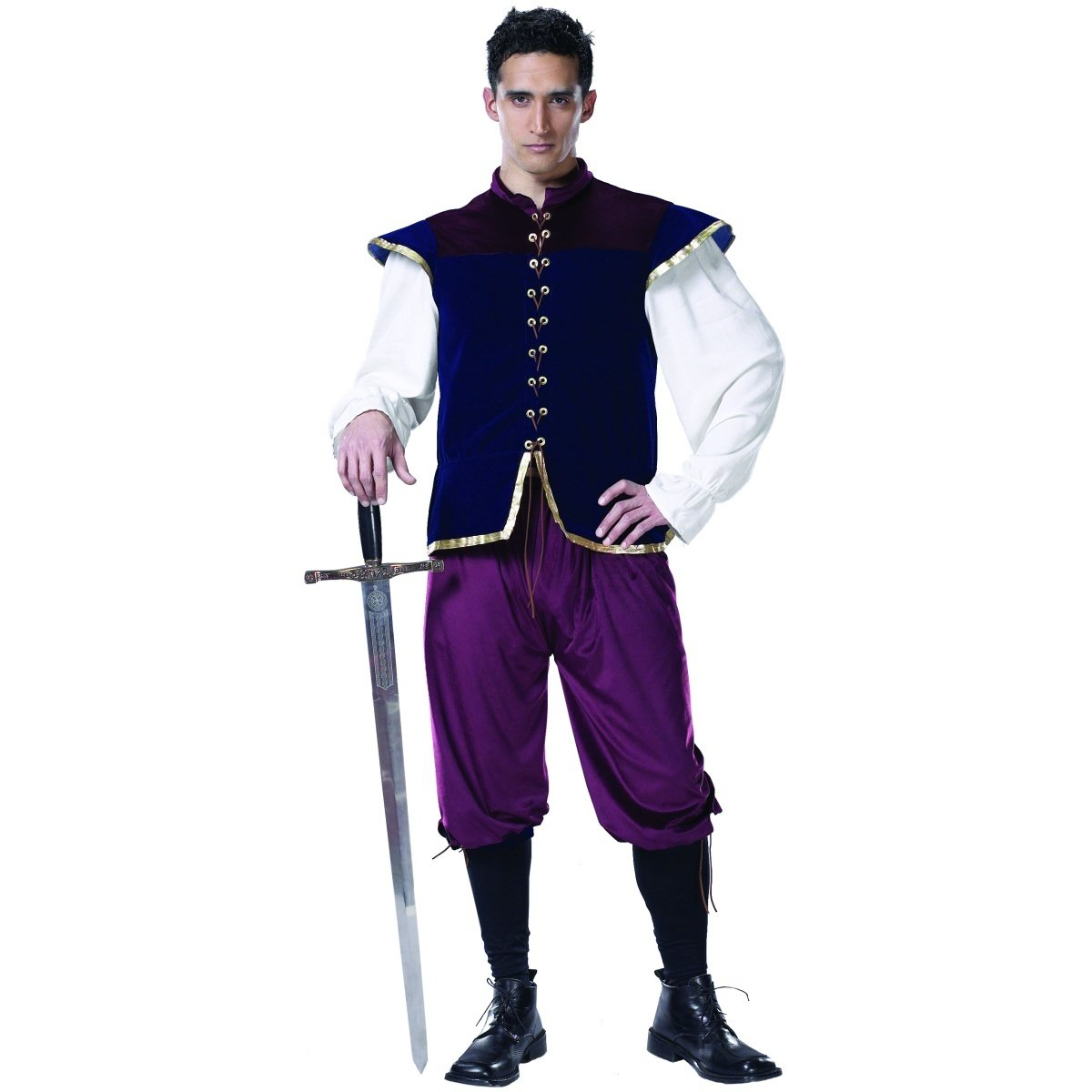 Clothing Medieval for noblemen pictures