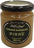 Tessiner Birnen Senfsauce 200ml