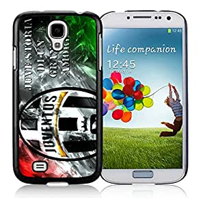 Juventus 4 Black For Samsung Galaxy S4 Case Genuine and Cool Design