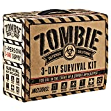 Zombie Defense Solutions 3 Day Survival Kit, Brown