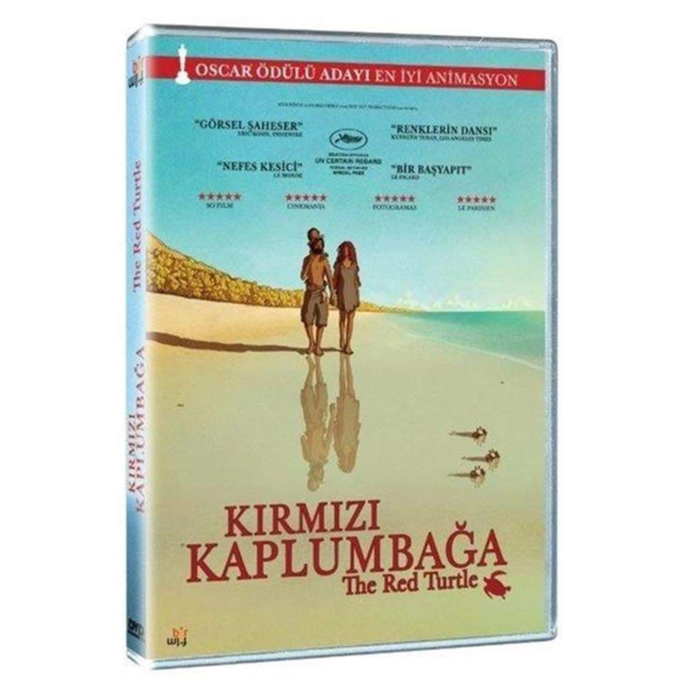Amazon Com The Red Turtle Kirmizi Kaplumbaga Michael Dudok De Wit Movies Tv