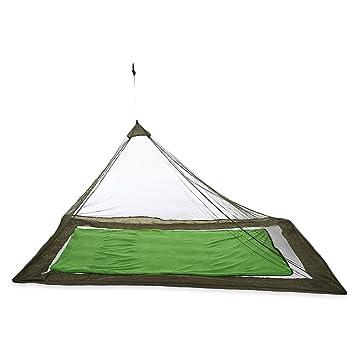 Ligero portátil compacto tienda mosquitera insectos Bug protección Camping Carpa cuna hamaca toldo portátil para colgar