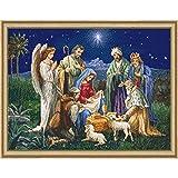 PixelHobby Holy Family Mosaic Art Kit