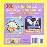 National Geographic Kids Just Joking 4: 300 Hilarious Jokes About Everything, Including Tongue Twisters, Riddles, and More!
