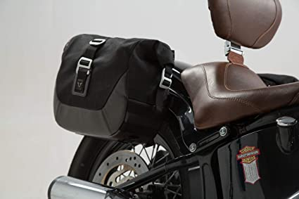 Amazon com: SW-MOTECH Legend Gear SLC Side Carrier & LC2