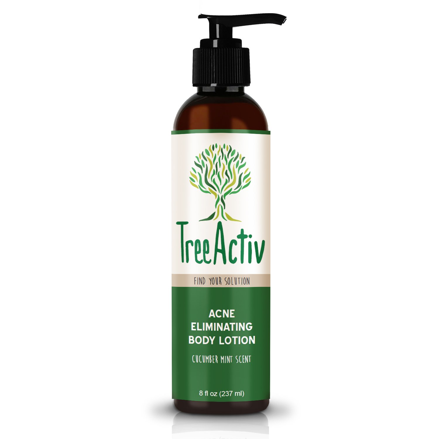 TreeActiv Acne Eliminating Body Lotion