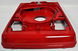 Sanitaire 12 Inch Red Vacuum Base