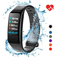 Lixada Fitness Tracker Watch with Heart Rate Monitor (Multiple Color)