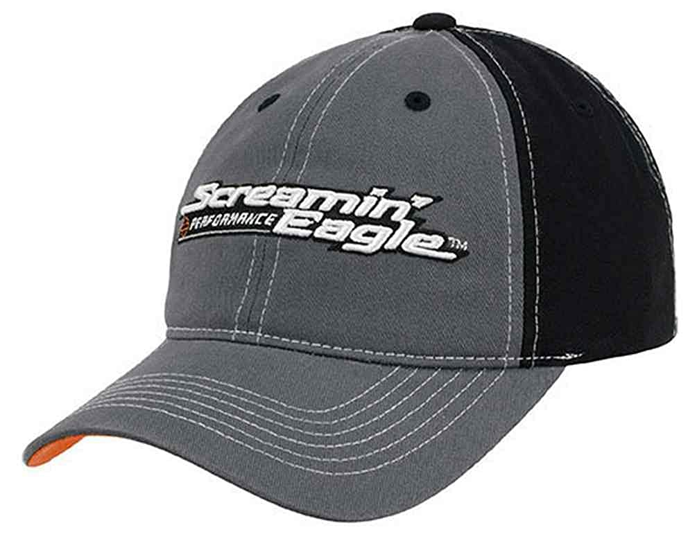 01aa676d34099 Amazon.com  Harley-Davidson Men s Screamin  Eagle Hang Out Baseball ...