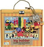 Innovative Kids Green Start Giant Floor Big Builder Puzzles (60 Piece)