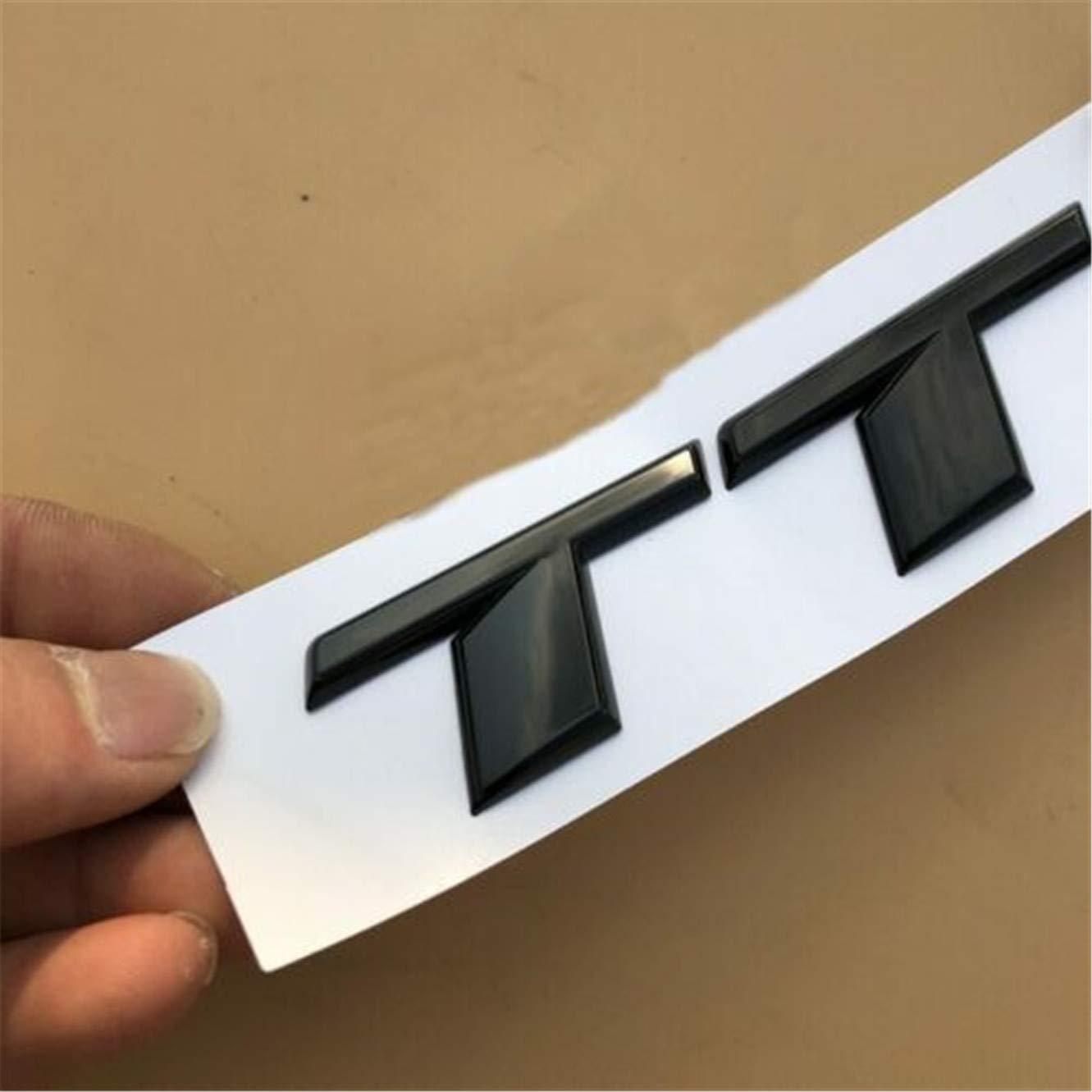 S RS TT TTS TTRS Emblema Emblema Adhesivos Trunk Logo