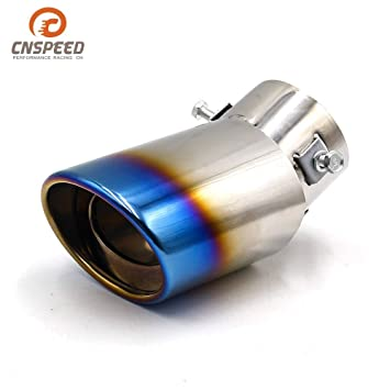 Modified Car Silencer, Car Exhaust Pipe Tail Throat