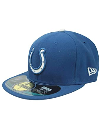 New Era 59Fifty NFL Indianapolis Colts - Gorra, Color Azul: Amazon ...