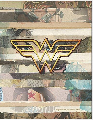 Trend Monthly Calendar - 2019 Wonder Woman Monthly Planner