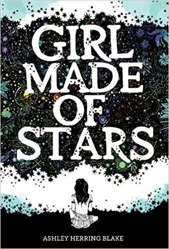 Image result for girl made of stars