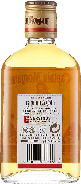 Captain Morgan Spice Gold Ron - 200 ml