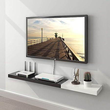 LBYMYB Mueble de TV Set-Top Box Estante Sala de Estar TV Pared de ...