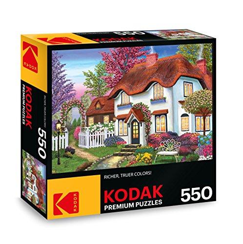 (KODAK Premium Puzzles Cozy Cottage Jigsaw Puzzle )