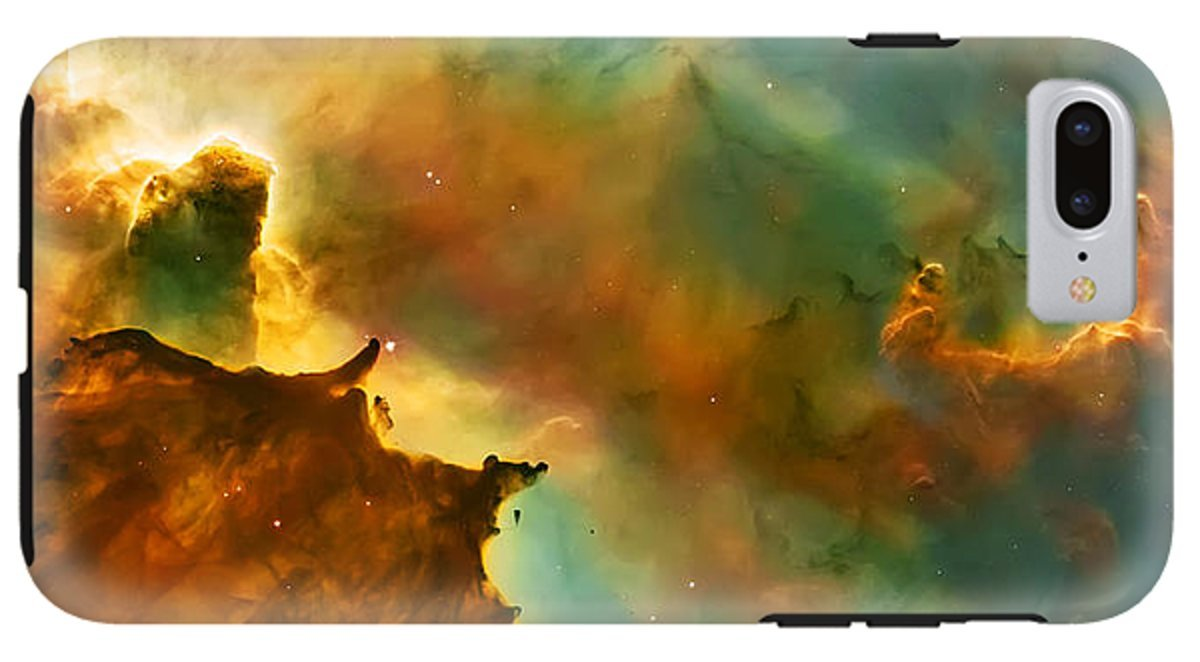 iPhone 8 Plus Case ''Nebula Cloud'' by Pixels by Pixels
