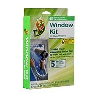 Deals on Duck Brand Indoor 5-Window Shrink Film Insulator Kit
