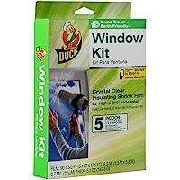 Duck Brand Indoor 5-Window Shrink Film Insulator Kit